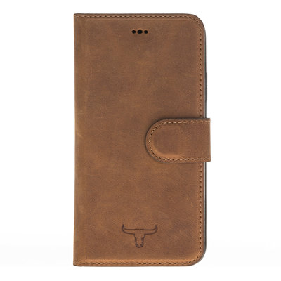Wallet Case Apple IPhone X / Xs - Antic Brown