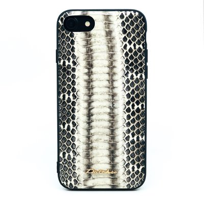 Apple IPhone 7 / 8 Dutchic Back Python cover -  weiß