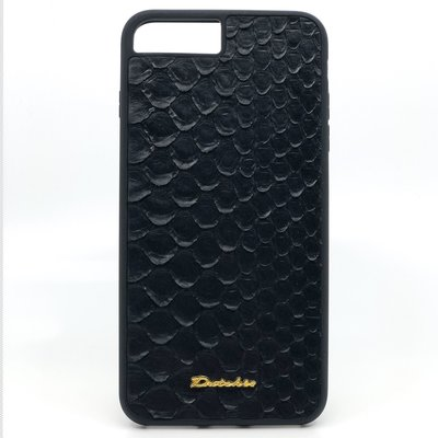 Apple IPhone 7 / 8 Plus Dutchic Back Python cover - Schwarz