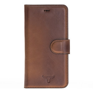 Wallet Case Apple IPhone X / Xs - Cognac Brown