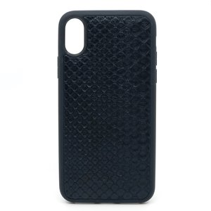 Apple IPhone x / Xs Dutchic Back Python cover - Schwarz