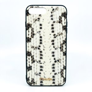 Apple IPhone 7 / 8 Plus Dutchic Back Python cover - weiß